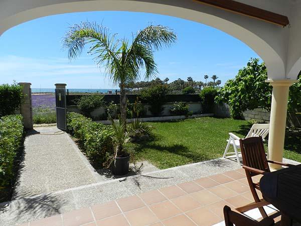 Miramar El Palmar Cinco Casas Con Vista Frontal Al Mar A Solo 150m De La Playa De El Palmar Cádiz